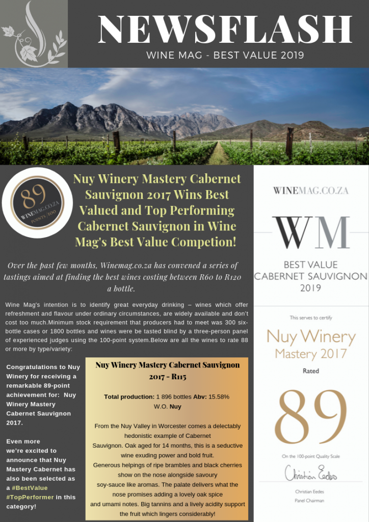 Wine Mag Best Value Wine Results